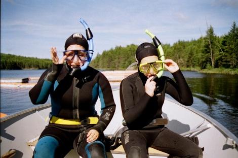 7 - snorkellers